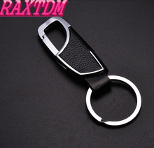 Car styling Keychain Key for Mercedes Benz Honda Audi TOYOTA Citroen Volvo Nissan Key chain key ring(China)