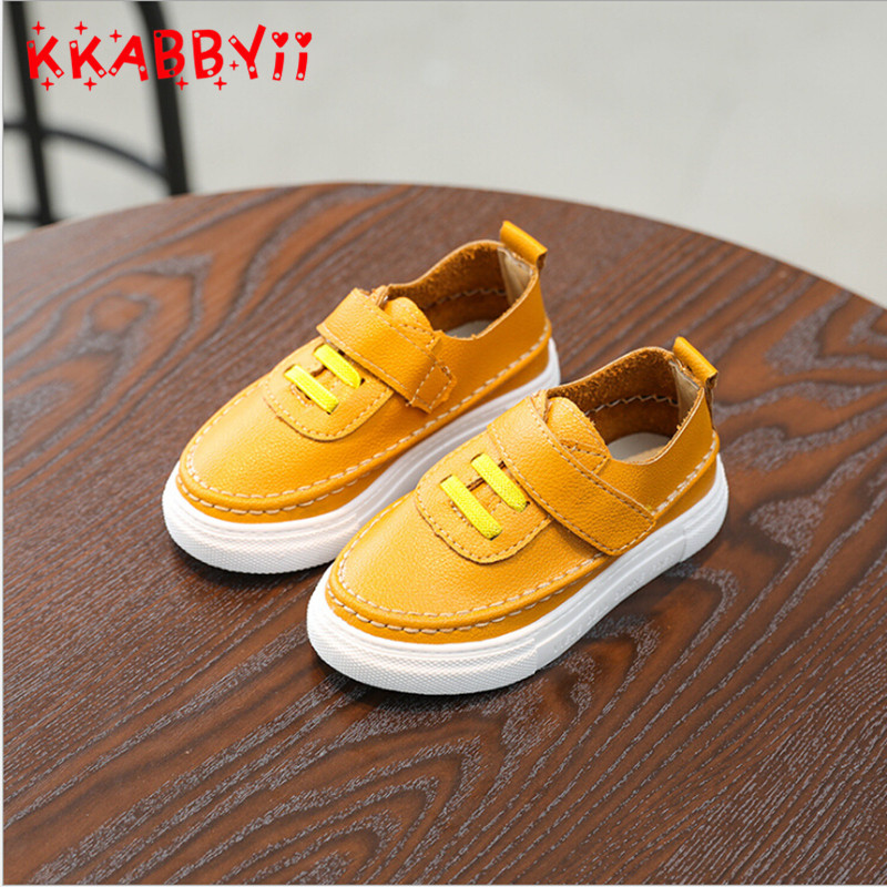 KKABBYII Children Shoes Growing Girls Sneakers Brand Design Autumn Winter Sport Casual Boys Shoes Soft Running Kids Girls Shoes