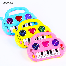 1 Pcs/set Cute Kids Music Musical Developmental Cute Baby Piano Children Sound Educational Toy Musical Toy for Children Kid Toy
