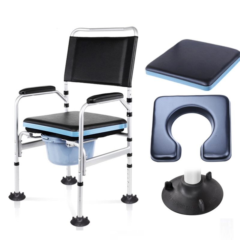 Folding Bathroom Wall Mounted Shower Seat Chair Steel Foldaway Elderly Disabled Mobility Safety Aid Solid Spa Stool Fixture Non-Ironing Home Improvement