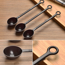 Hot Top Coffee Espresso Spoon 10g Measuring Tamping Scoop With Measuring Spoon Kitchen Tool