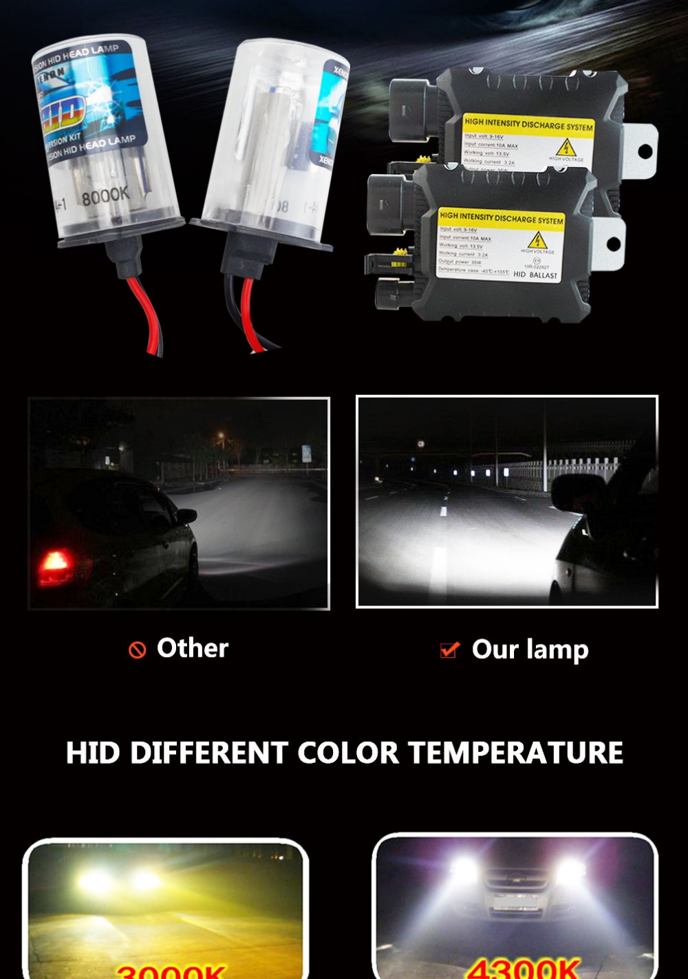 03 hid xenon kit