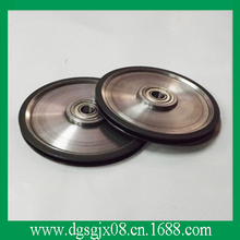 Aluminum Guide Pulley With Spraying Ceramic   For Wire industry