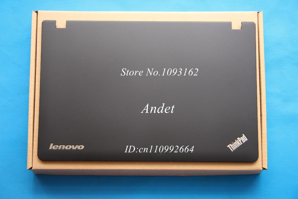 New Original for Lenovo ThinkPad E520 E525 LCD Rear Cover Back Lid Black 04W1843 04W3265<br><br>Aliexpress