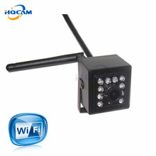 HD 1080P 940nm Ir Leds Mini IP Network Wifi Camera IR camera Mini Wifi Wireless Webcam With Ir Cut cctv camera Night  Vision