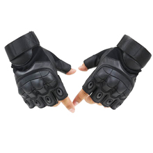 Female Army Tactical Gloves Fingerless Military Special Forces Outdoor Sport Half Guantes Gym Gloves Women Men Fitness Gloves