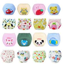 Hot Sales 1PCS Reusable Baby Infant Nappy Cloth Diapers Soft Covers Washable Free Size Adjustable Fraldas Winter Summer Version(China)