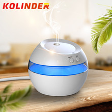 2016 New 300ML Night Light Air Ultrasonic Humidifier Oil Essential USB humidifier 12V aroma diffuser oil Mist Maker Fogger