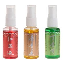 Carp Fishing Bait Spray 30ml Attractant Smell Additive Flavor Liquid Concentrate(China)