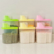 Food Grain Plastic Storage Box Containers Kitchen Accessories Candy Box Food Container Accesorios De Cocina Kitchen Tools