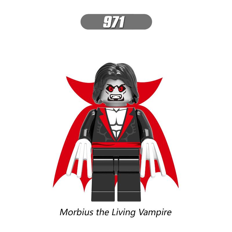 XH971-Morbius the living  Vampire