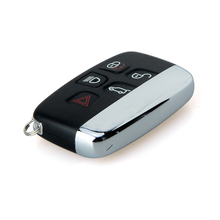 5 Buttons Smart Remote Key Fob 315Mhz Fit For Land Rover Range Rover Sport Evogue LR4 2010-15 Refit Replacement Car Key