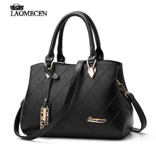 Women Fake Designer Handbags Noble Plaid Shoulder Bags Famous Brands French Tote Bags Tassel Sequins Female Leisure Bags Bolsos(China)