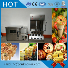 factory price 304 Stainless Steel pizza cone making machine with oven for sale(China)