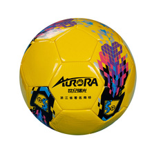 FURRA Professional Official Standard Soccer Ball Size 5 PU Leather Training Football Ball Anti-slip Futbol Match Voetbal Bal(China)