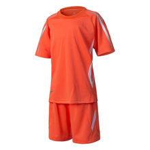 Quick dry boys soccer uniforms survetement football 2017 training suits kids team football jerseys set kits kids soccer uniforms