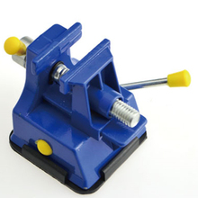 Small mini vacuum adsorption vise Table vice electronic maintenance Repair
