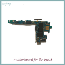 Raofeng well work for Samsung galaxy S2 i9108 Motherboard unlocked with android system mainboardwith chip logic boards(China)