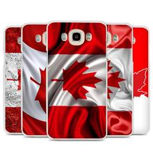 Canada Flag Phone Case Cover for Samsung Galaxy J1 J2 J3 J5 J7 C5 C7 C9 E5 E7 2016 2017