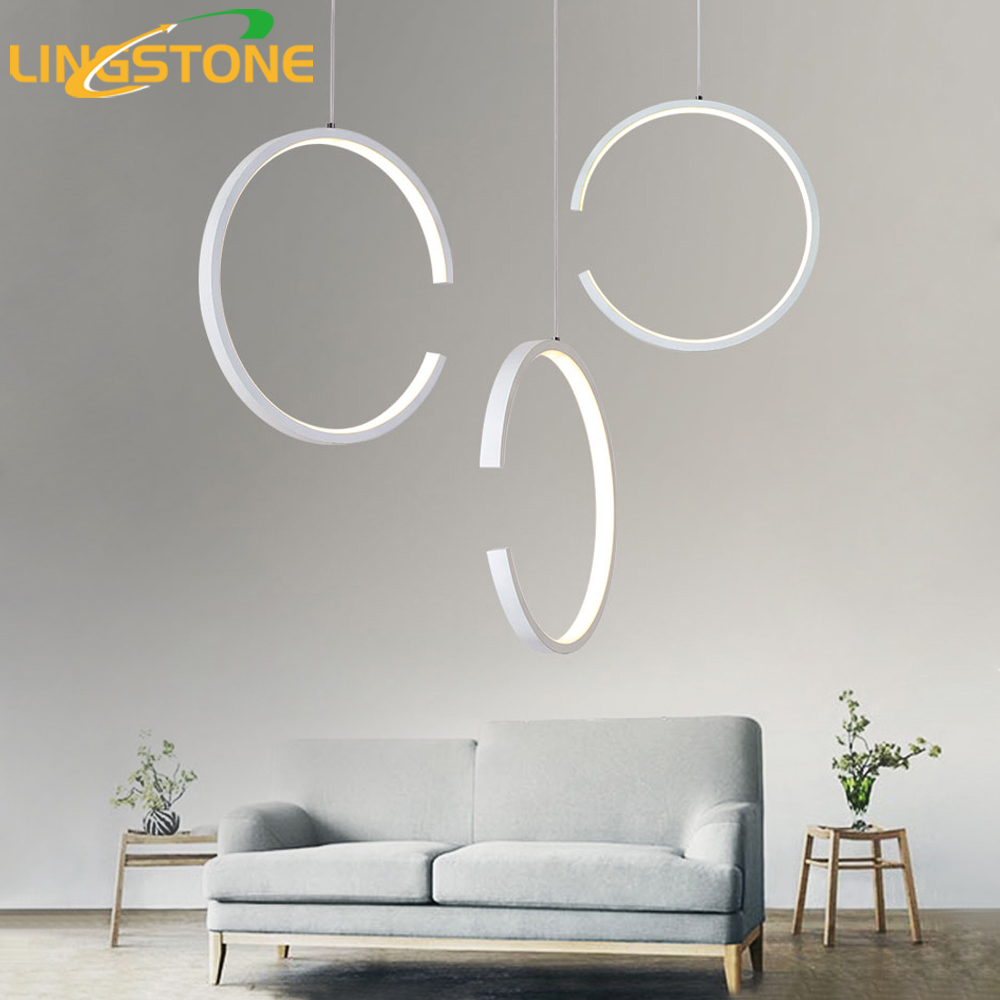Led Pendant Light Hanging Lighting Lamparas Suspension Luminaire Hanglampen Pendant Lamp Hanglamp Restaurant Living Kitchen<br>