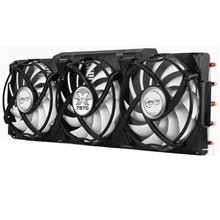 for Arctic cooling Accelero Xtreme 7970 cooler fans radiator For AMD/ATI 5850 5870 5830 6970 6950 6870 VGA vedeo card cooling
