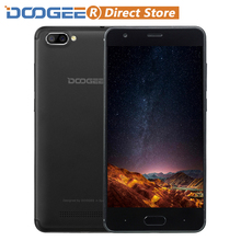 "DOOGEE X20 5MP+5MP Dual Back Camera 2GB+16GB Smartphone Android 7.0 MTK6580 Quad Core Cellphone 5.0"" HD 3G WiFi GPS Mobile Phone"