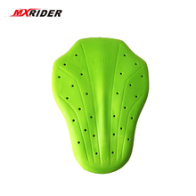 MXRIDER Super Soft High Quality back protector chaqueta moto body Armor Motorcycle Back Supports Protection insert jacket(China)