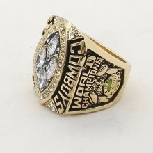 Who Can Beat Our Rings, High Quality 1993 Super Bowl Dallas Cowboys Replica Men World Championship Ring(China)