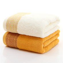 Luxury Europe Bath Towel Bamboo Fiber Thickened Swimmer Swimming Travel Towel Embroidery Bath Sport Towels Home Hotel Use Toalla
