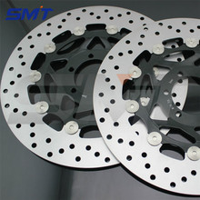 motorcycle accessories front brake disc rotor For YAMAHA YZF600R 1994 1995 1996 1997 1998 1999 2000 2001 2002 2003 2004 2005(China)