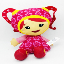 22CM Reborn Team Umizoomi plush Dolls Baby Children Best Stuffed & Plush Gift Unique Gifts no battery XSJ031