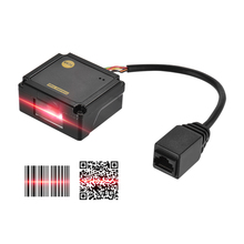 Embedded 1D 2D Barcode Scanner Reader Bar Code Receiver Module CCD Bar Code Scanner Engine Module with USB2.0 Interface(China)