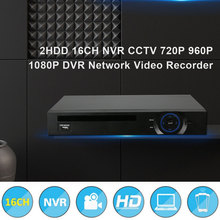Buy 2HDD 16CH NVR CCTV 720P 960P 1080P DVR Network Video Recorder Hiseeu H.264 Onvif 2.0 IP Camera 2 SATA XMEYE P2P Cloud 40 for $25.96 in AliExpress store