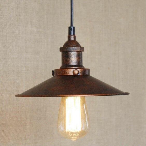 LED Noric RH Retro Loft Style Industrial Lamp Lighting Fixtures Vintage Pendant Lights Lamparas Iluninalion Lampen<br>