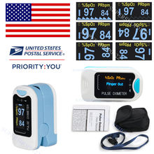CMS50N Pulse Oximeter Fingertip blood oxygen saturation,SpO2,PR monitor,OLED CE(China)