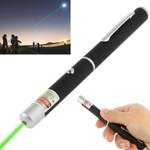 Buy Laser Pointer pen Visible Beam Green Laser Pointer Pen High Power 1mW /4MW 532nm 5 Mile Range Laser* packaging gift for $4.99 in AliExpress store