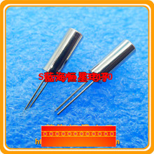 10pcs/lot , Good 32.768KHZ cylindrical crystal 3 * 8 (12.5P load capacitance) 32.768K quality ,