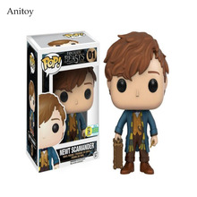 Funko POP Fantastic Beasts and Where to Find Them Doll POP01# PVC Action Figure Collectible Model Toy 10cm KT3536