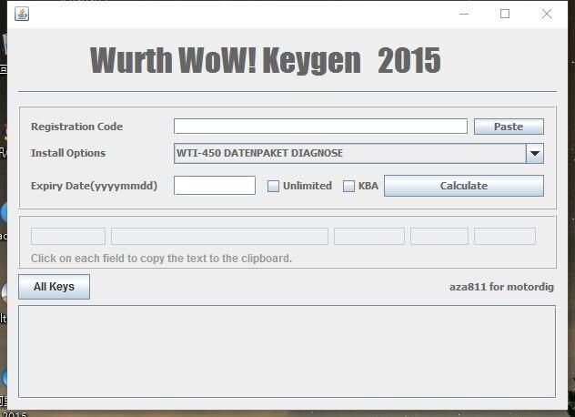 Universal Allison  V14.0+keygen