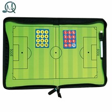 Sport Soccer Coach Tactical Magnetic Plate Football Tactics Board Training Equipment Game Practice Tool