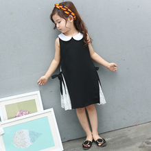 Buy 3 4 5 6 7 8 9 10 11 Years Girls Dresses School Uniform Kids Clothes Lace Summer Sundress Casual Dancing Dress Children Clothes for $16.94 in AliExpress store