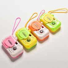 Random Color Cute Baby Study Toy for Kids Projection Camera juguetes Educational Toys for Children brinquedos(China)