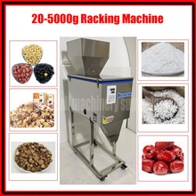 20-5000g Intelligent Automatic quantitative packaging machine animal feed filling machine fish dog food racking machine