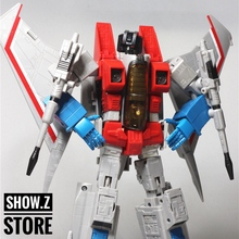[Show.Z Store] TANAKA MPF-11 Starscream Oversized MP-11 MP11 MP 11 Transformation Action Figure