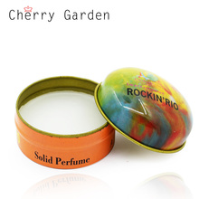 Portable Solid Perfume 15ml for Men Women Original Deodorant Non-alcoholic Fragrance Cream MH011-18