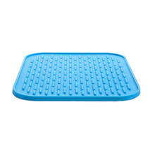HOT 22*16cm Healthy heat-insulated Pan Nonstick Silicone Baking Mats Pads Cooking Mat Oven Baking Tray Cushion Kitchen Tools(China)