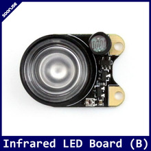 Infrared LED Board (B) Adding Night Vision Function to Raspberry Pi Camera (E) (F) (H) Light Sensing Infrared LED