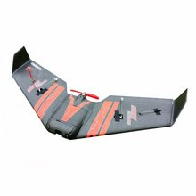 Reptile S800 SKY SHADOW 820mm FPV EPP Flying Wing Racer PNP With FPV System(China)