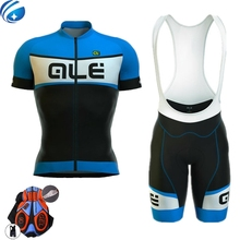 Buy New Design ! Pro 100% Polyester Ale Cycling Jerseys Ropa Ciclismo/Comfortable Bicycle Clothing Bike clothes for $22.93 in AliExpress store