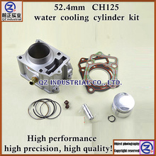 large blade type cylinder 125cc motorcycle 52.4mm CH125 cylinder kit